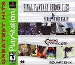Final Fantasy Chronicles (greatest hits) (Playstation 1)