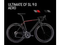 Canyon Ultimate CF SL 9.0 Aero - 5 month old in almost new condition