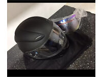 Motorcycle helmet (s)