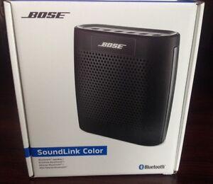 Haut-parleur  ¨Bose¨  SoundLink Color Bluetooth Speaker (Black) West Island Greater Montréal image 1