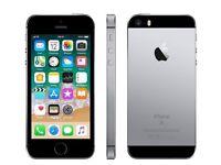 iPhone 5se 32gb on o2