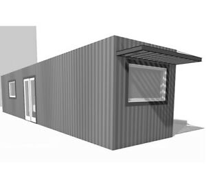 DIY Tiny Container Home Kits