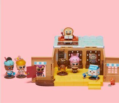 Welcome to Bread Barbershop Sound Toys Korea Animation Figure
