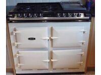 Aga 64 range cooker
