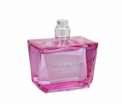 Bright Crystal ABSOLU for Women by Versace EDP Spray 1.7 oz - New No Box No Cap