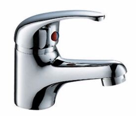 New Basin Mixer tap with flexible tap connector