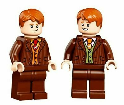LEGO 75978 Harry Potter Fred Weasley & George Weasley minifigure (NEW!)