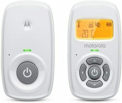 Motorola MBP24 Digital Baby Monitor