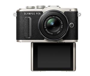 Olympus Pen E-PL8 with 14-42mm Kit Lens (BLACK - NEW) Sydney City Inner Sydney Preview