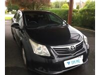 Toyota, AVENSIS, Saloon, 2011, Manual, 1998 (cc), 4 doors
