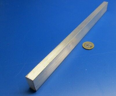 7075 T7351 Aluminum Bar 12 .500 Thick X 1.0 Wide X 12 Length