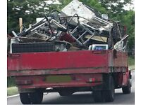 Wanyed all scrap metal free collection