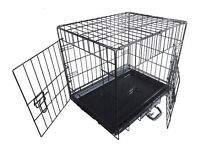 Dog Cage size L good cond.