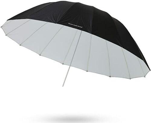 UNPLUGGED STUDIO 70inch White Umbrella (16 Fiberglass Ribs) UN-007