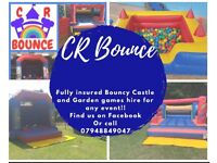 Fully Insured Bouncy Castle Hire