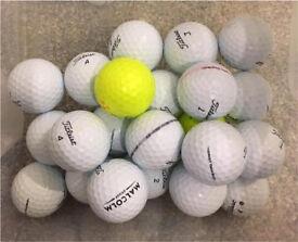 Titleist NXT Tour S 20 Grade A golf balls