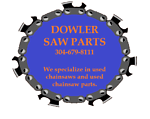 Dowler Saw Parts
