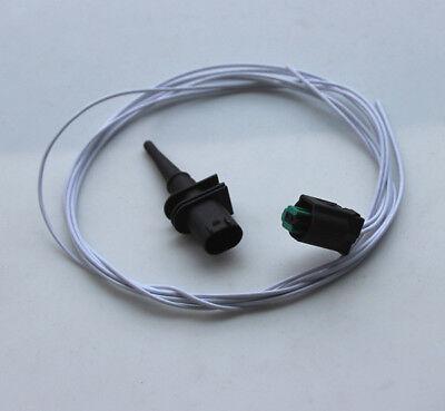 Outside air Ambient Temperature Sensor + connector For BMW E36 E46 E90 E60 X3 X4 Bmw Outside Temperature Sensor