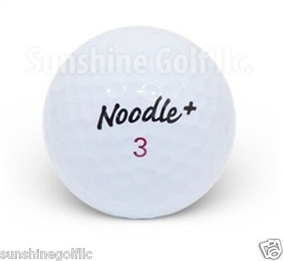 50 Near Mint Noodle Mix AAAA Used Golf Ball - FREE SHIPPING
