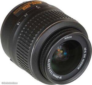 **WANTED** NIKON AF-S 18-55 DX kit lens