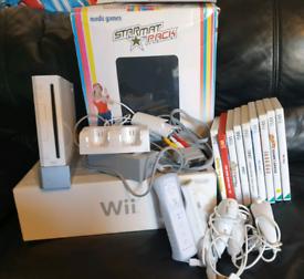 Nintendo wii big bundle! **bargain**