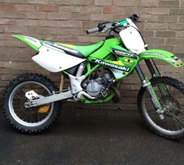 Kawasaki kx85 85cc crosser like yz cr etc   in Melksham, Wiltshire