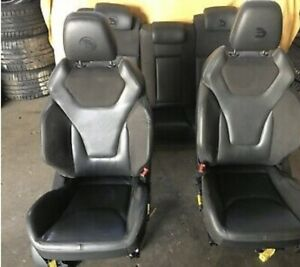 2016 vf gts front and rear seats