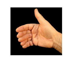 Vernet-Sixth-Curved-Finger-Normal-Thumb-Finger-Tip-Little-Magic-Trick