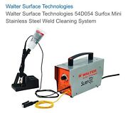 Walter Surfox Mini - Stainless weld polisher Narangba Caboolture Area Preview