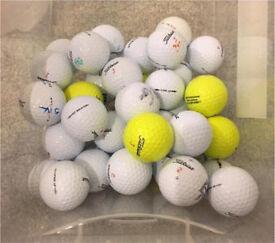 Titleist DT Solo 25 Grade A golf balls