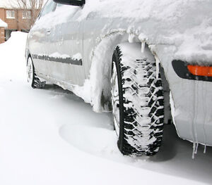 USED SNOW TIRE BLOW OUT $200 A SET!!!!