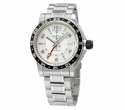 LONGINES ADMIRAL AUTOMATIC SILVER DIAL STAINLESS STEEL Watch L36684766