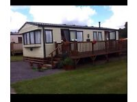 6 berth Caravan to rent in Begelly near Tenby & Saundersfoot