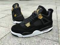 NIKE AIR JORDAN IV 4 *ROYALTY* SIZE 9 *BRAND NEW* COMPLETELY SOLD OUT IN STORES