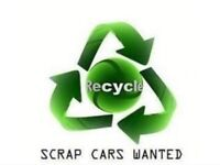 Scrap Cars and Vans wanted £300