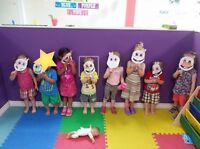 Two and Three Year old Childcare Spaces