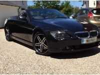 BMW 6 series 645 V8 Engine **REDUCED PRICE**