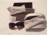 Dior Boudoir sunglasses £50 ono
