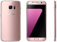 Samsung Galaxy S7 Rose Gold Unlocked 32GB Brand New - Grab a Bargain Sealed Box