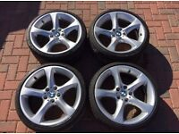 """19"""" Inch BBS Alloy Wheels (BMW Alloys) 5 X 120"""
