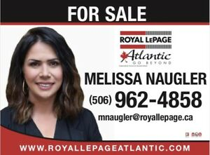 Listing your home or buying a home contact Melissa  Naugler