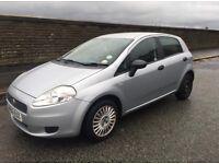 Fiat grande punto 1.2 5door £895