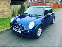 Mini 1owner 12month mot SWAP clutch+camchain sunroof low milage