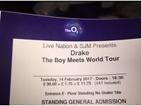 Drake 'the boy meets world tour'