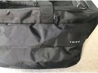 Tripp Large Black Hold-all (brand new)