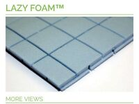 12 mm artificial grass shock pad underlay matting