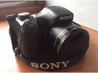 Sony Cybershot DSC-H300 20.1MP - Good as new