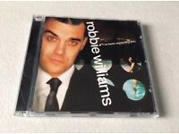 Robbie Williams - I've Been Expecting You CD Album