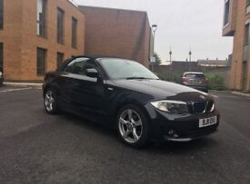 BMW 1 SERIES COUPE CONVERTIBLE 2011 *FACELIFT*