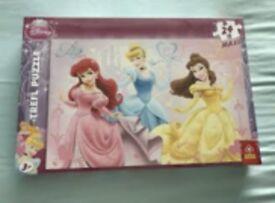 Disney princess jigsaw brand new